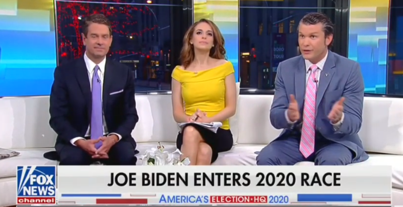 Fox & Friends: Trump 'Never Got Credit' For His Blue Collar Appeal, Why Does Biden?
