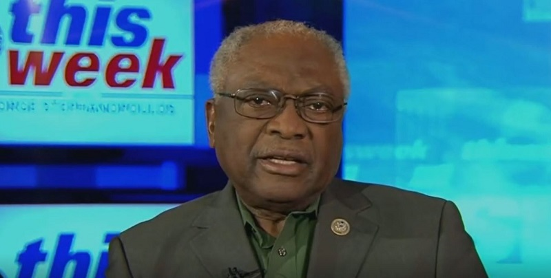 Jim Clyburn Wonders Why Trump Is Glorifying 'Loser' Robert E. Lee