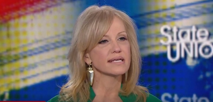 Kellyanne Conway, Tapper Spar Over Trump's Refusal to Recognize White Nationalism Problem