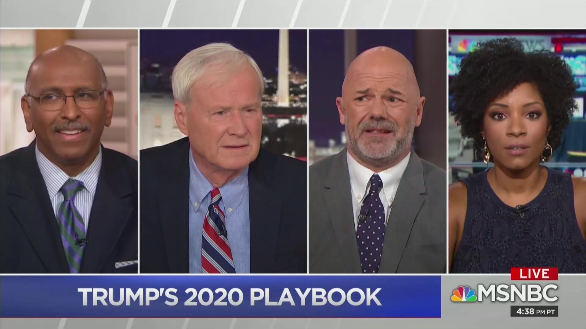 Andrew Sullivan Lectures MSNBC's Zerlina Maxwell For Citing 'Complete Fantasist' Malcolm Nance