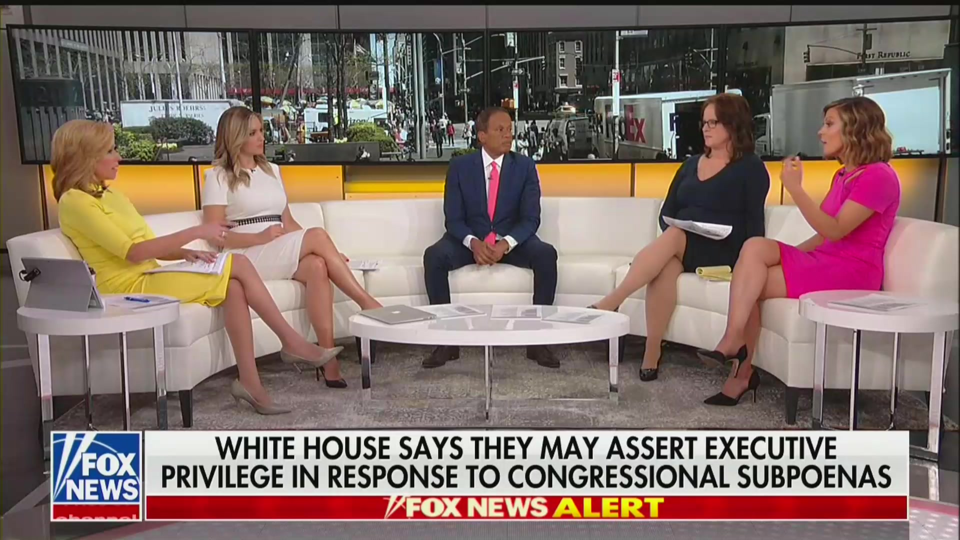 WATCH: Fox News Host Says Democrats Care About Russia 'Because It Cost Them an Election'