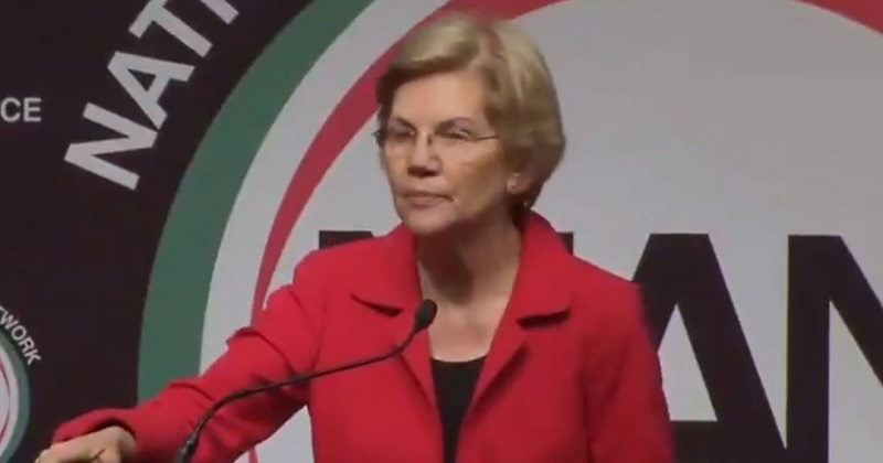 Elizabeth Warren Makes Spirited Demand that Senate End Use of the Filibuster