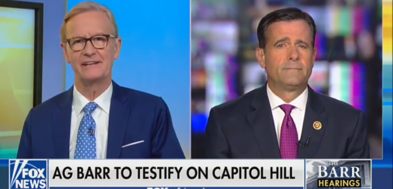 GOP Congressman: Mueller Killed Any Chance Of Public Confidence When He Agreed To Investigate Trump