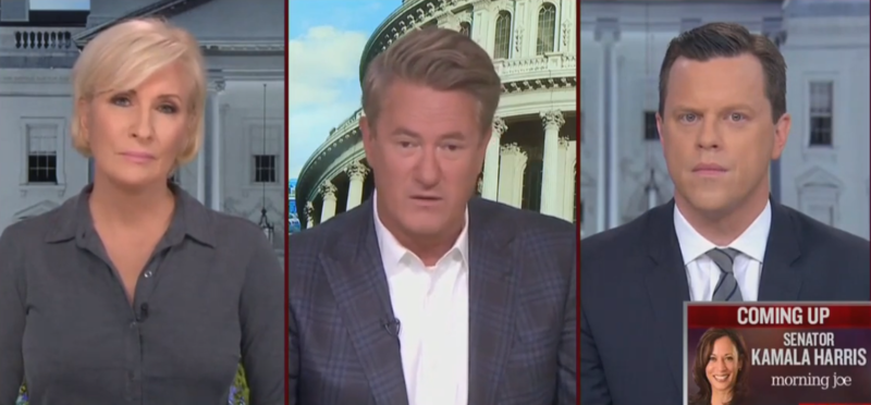 Morning Joe Blasts Trump Supporters Who 'Cuddle Up In Your Fetal Position' Watching Fox News