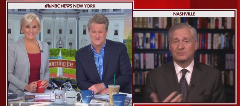 Morning Joe: Trump Makes Me Miss George W. Bush, Makes James Buchanan Look Good
