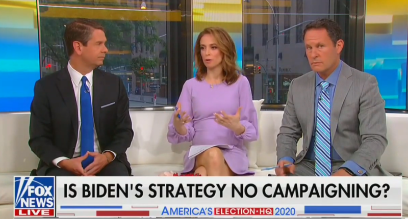 'Fox & Friends': Biden 'Has To Answer For The Obama Legacy'