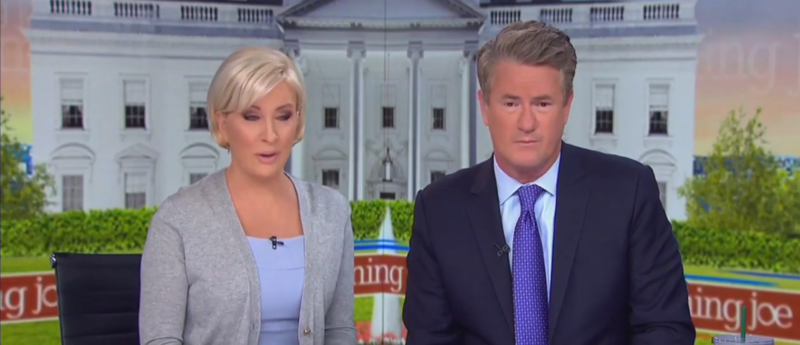 Joe Scarborough: Someone Close To Trump Told Me The White House Is A Mad House