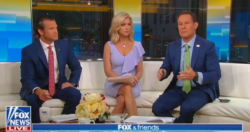 'Fox & Friends': Impeachment Would Ensure Trump's Re-election