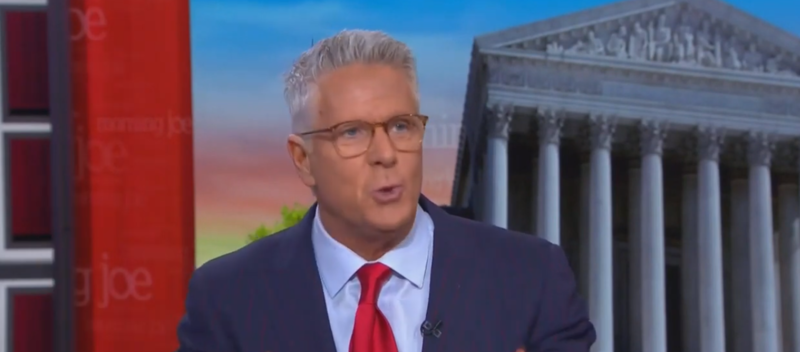 MSNBC's Donny Deutsch: Don't Say Impeachment, Say 'Trump Criminal Activity'