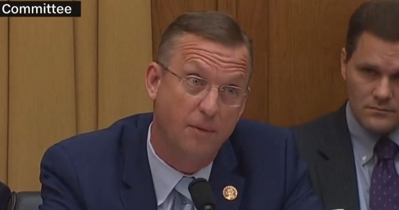 GOP Rep. Doug Collins Claims 'No Obstruction' in Mueller Report, Proving He Has Not Actually Read It