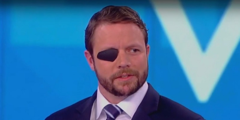 Republican Math: Dan Crenshaw Thinks 1% of the Population Watching Fox News Equals Half of America