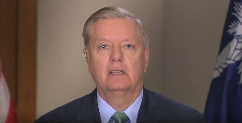 Lindsey Graham Calls Himself a 'Hero' for Supporting Robert Mueller's Appointment