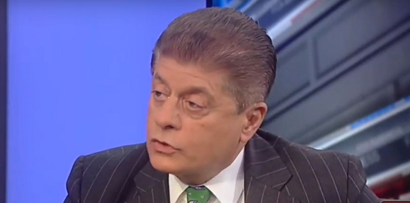 Fox's Judge Nap: Don Jr. Will Wind Up in Handcuffs If He Listens to Lindsey Graham and Ignores Subpoena
