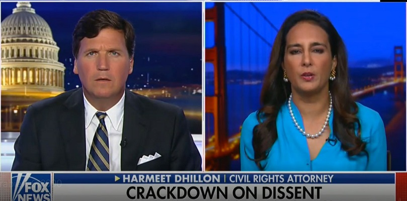 Tucker Carlson Thinks Social Media Bans Mean Republicans Will Lose 'Every Single' Future Election