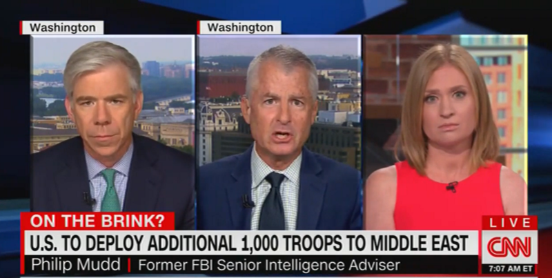 Philip Mudd: Iran Isn't On The Path To Nukes, US Is Threatening Stability In The Region