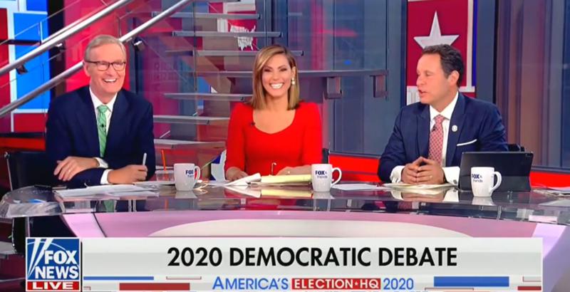 Trump-Supporting Fox News Hosts Mock Joe Biden For Lack Of Detailed Plans