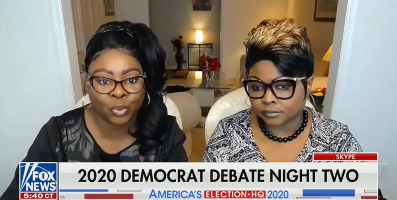 Diamond And Silk: Democrats Were Auditioning To Be President Of Mexico