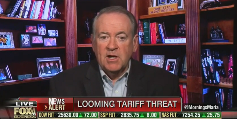 Mike Huckabee Compares Opposition To Trump To Opposing D-Day Landings