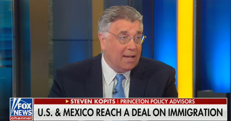 Fox News Guest: Immigrants Can Rent A Kid To Cross The Border With
