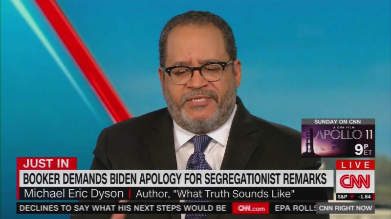 Michael Eric Dyson Calls on Biden to Apologize Over 'Boy' Remarks: 'You Can't Joke About That'