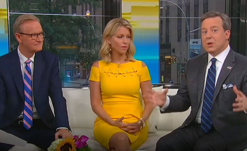 'Fox & Friends' Claim America Loves Sarah Huckabee Sanders, Have Obviously Not Seen Her Approval Rating