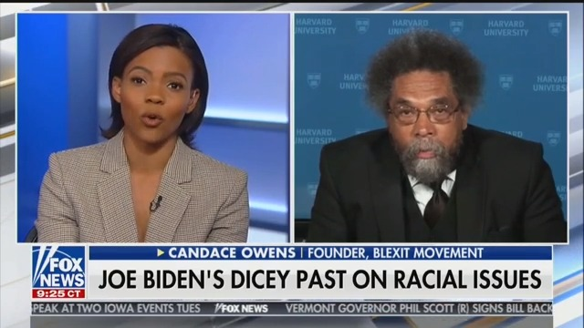 Candace Owens: Blacks Were Better Off Before Civil Rights