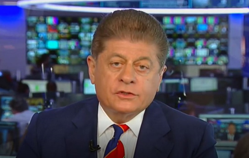 Fox's Judge Andrew Napolitano: Trump Is 'Clearly Guilty of a High Crime' Despite Acquittal