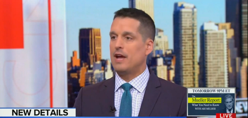 MSNBC Legal Analyst: The Stormy Daniels Payment Is The Greatest Threat To The Trump Presidency