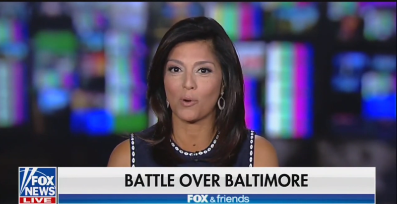 Fox Nation Host Compares Defending Baltimore To Defending MS-13