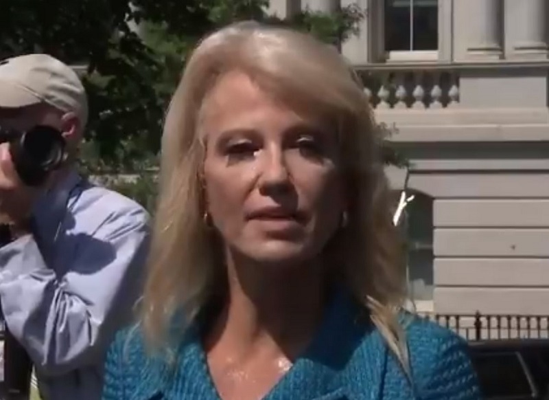 Kellyanne Conway Will Leave the White House – Husband George Will Exit the Lincoln Project