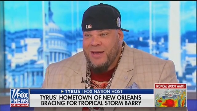 Fox's Dana Perino Hosts Tyrus for Playful Interview Day After His Lewd Texts Surfaced