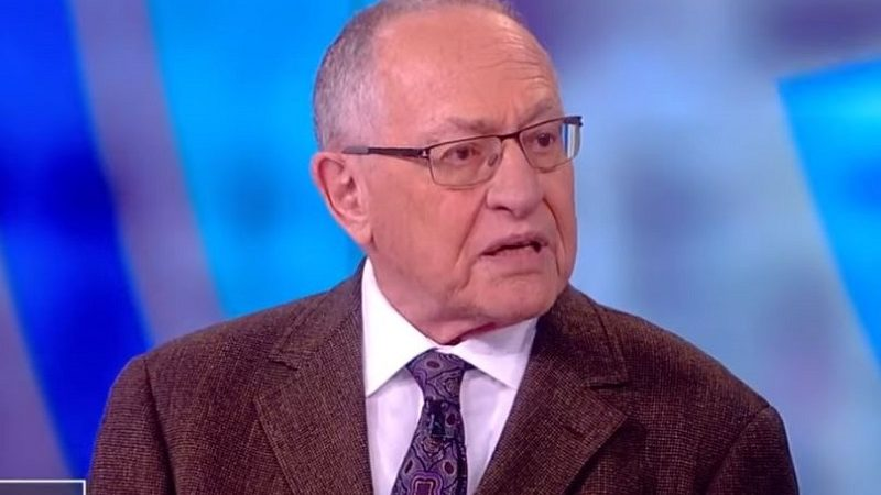 Alan Dershowitz Will Not Rest Until His Accuser in Epstein Case Is in Prison for Perjury