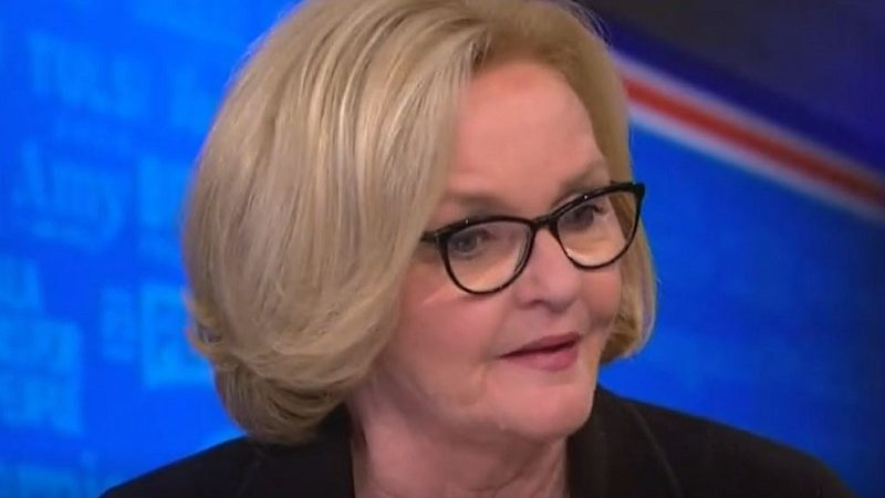 Former Senator Claire McCaskill Blasted for Warning Democrats to Not Promise Voters 'Free Stuff'
