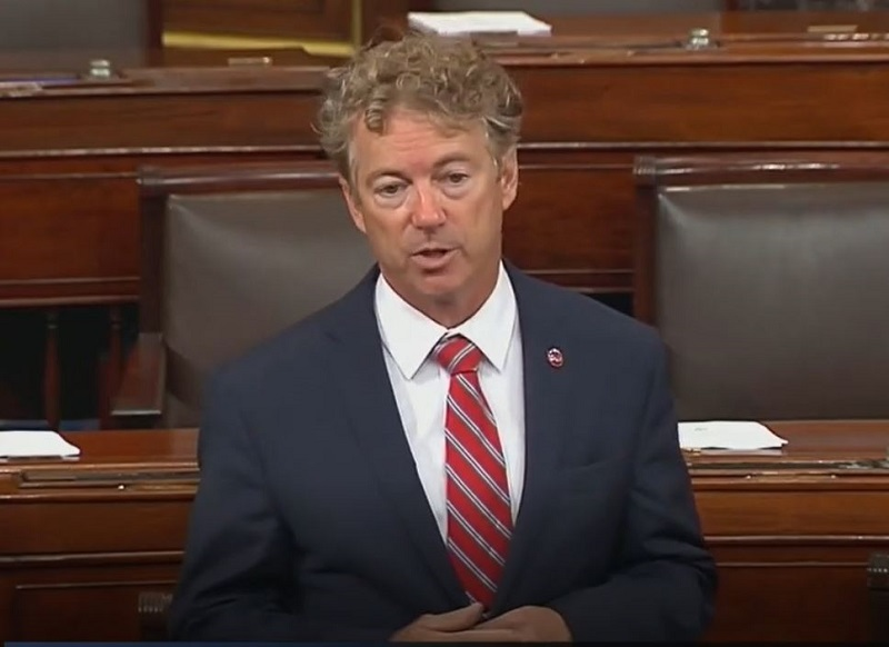Rand Paul Blocks 9/11 Victims Fund, Wants to Debate Deficit Caused by Tax Cuts He Voted For First
