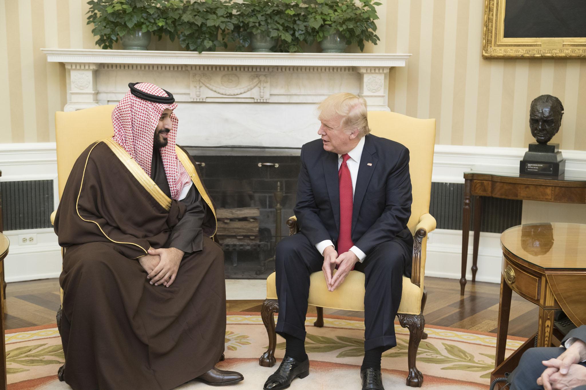 Senate Will Try To Override Trump's Veto On Saudi Arms Sales