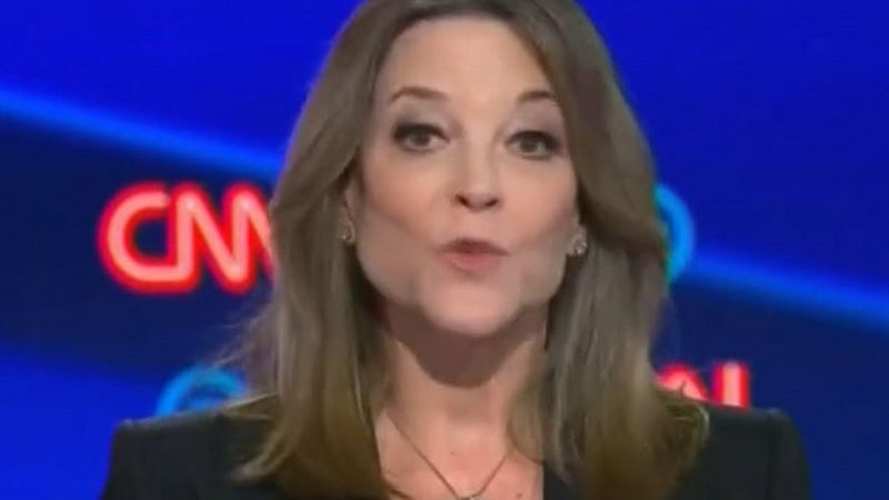 'She Was Kind of Good:' Morning Joe Thinks Marianne Williamson's Rhetoric Is Just What Dems Need