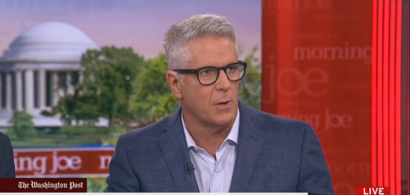 MSNBC's Donny Deutsch: Democrats Should Brand Republicans As 'The Party Of Assault Weapons'