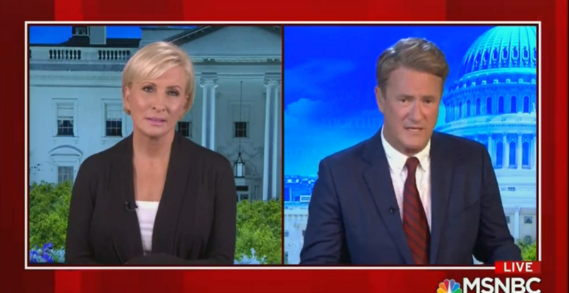 'Morning Joe' Praises Biden's 'Very Powerful' Ad: A Reaffirmation Of Who We Are