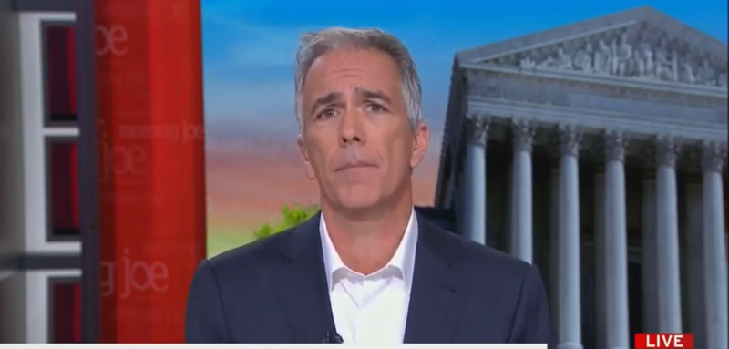 Joe Walsh: Most Republicans Are Tired Of Trump's BS And Drama