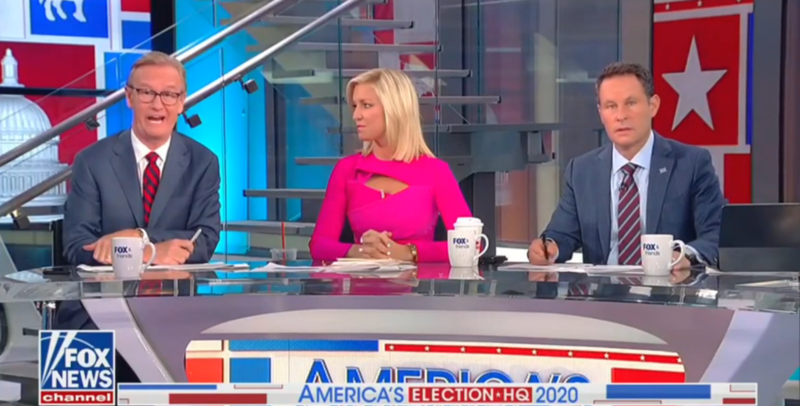 Fox News Hosts 'Almost Feel Bad' For 'Human Piñata' Joe Biden
