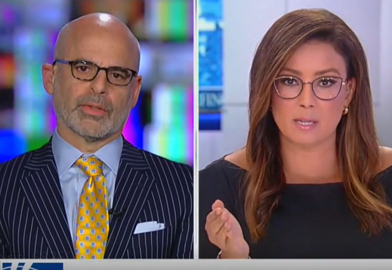 Fox News Host Softens Sean Spicer's Habit of Lying to Public: 'He Did Speak Some Untruths'