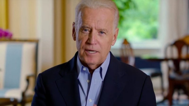 Biden Says He'll Honor Troops' Sacrifice after Report Trump Mocked Dead Servicemen