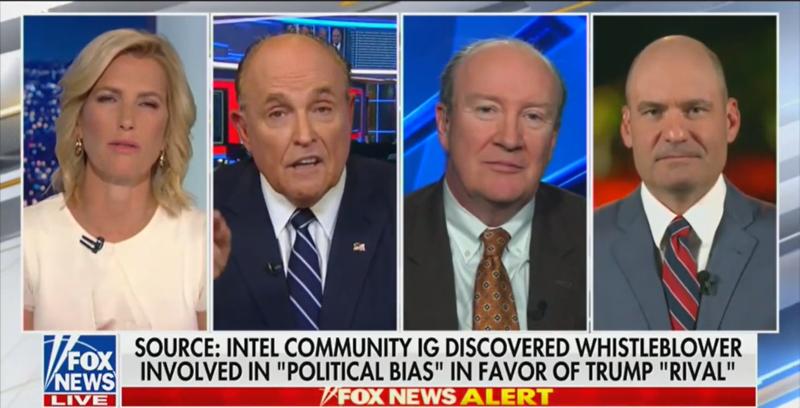 "Rudy Giuliani Yells at Fox News Guest: ""Shut up, Moron! Shut up!"""