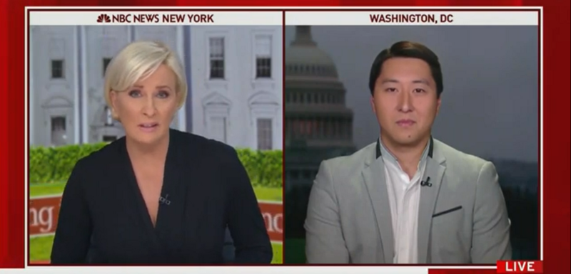 Mika Brzezinski: Why Wasn't 'Mini-Trump' Corey Lewandowski Held In Contempt?