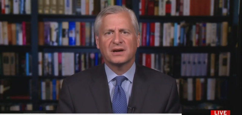 Historian Jon Meacham: 45% of Americans Have Suspended Their 'Patriotic Instincts' to Support Trump