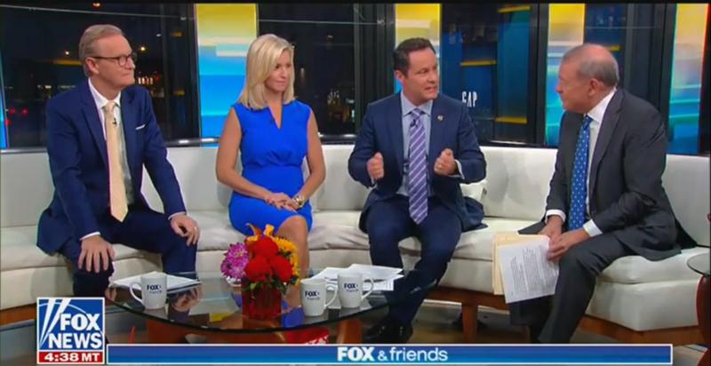 Fox's Brian Kilmeade: Justin Trudeau Is in Trouble Because of Green Policies, Not 'Blackface Costumes'