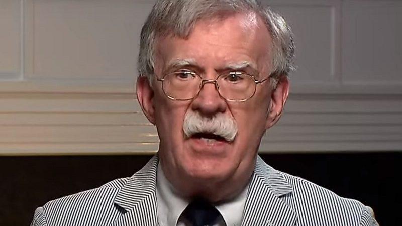 John Bolton Out as Trump's National Security Advisor