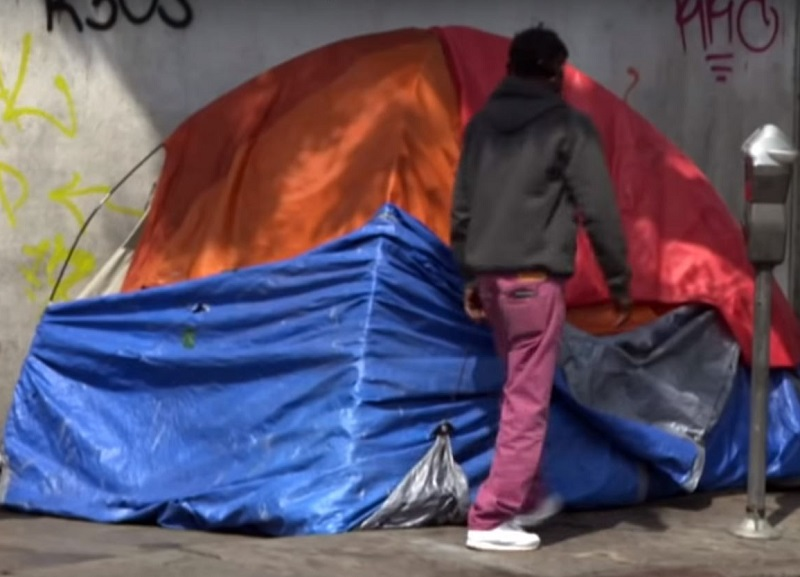 Trump Wants to Crack Down on Homeless Camps in California Mostly Because Fox News Told Him To