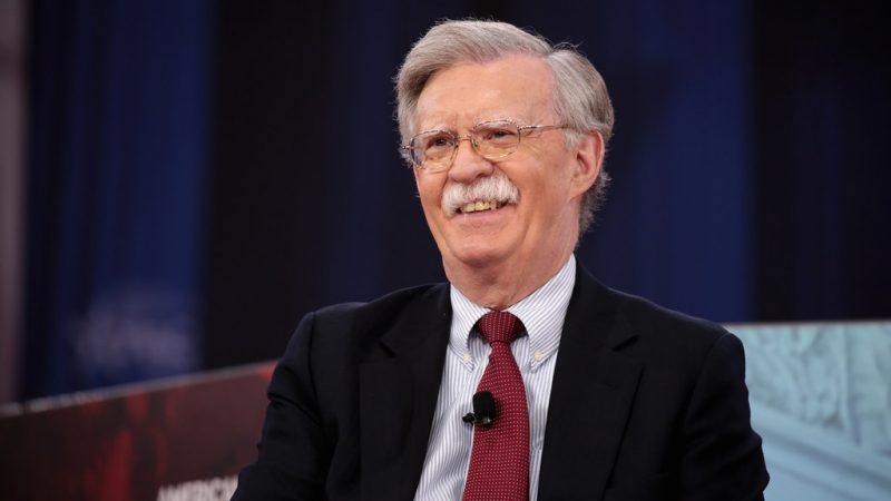 John Bolton Hits Trump in New Interview: 'I Don't Think He's Fit for Office'