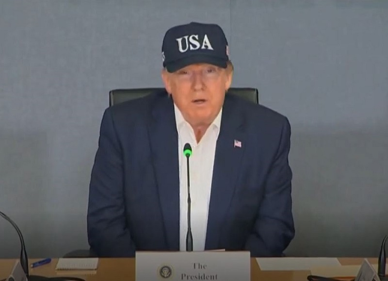 Trump Says He's Never Heard of a Category 5 Hurricane Before; Dorian Is the Fourth of His Presidency